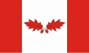 Red Oak Flag Canada